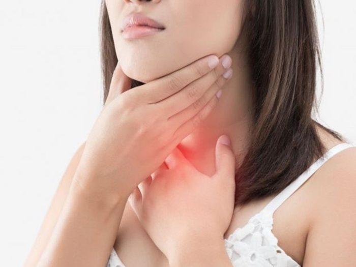 Afecciones de la faringe