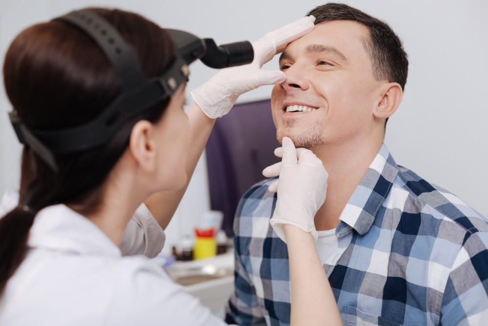 Posibles causas de una Congestión nasal