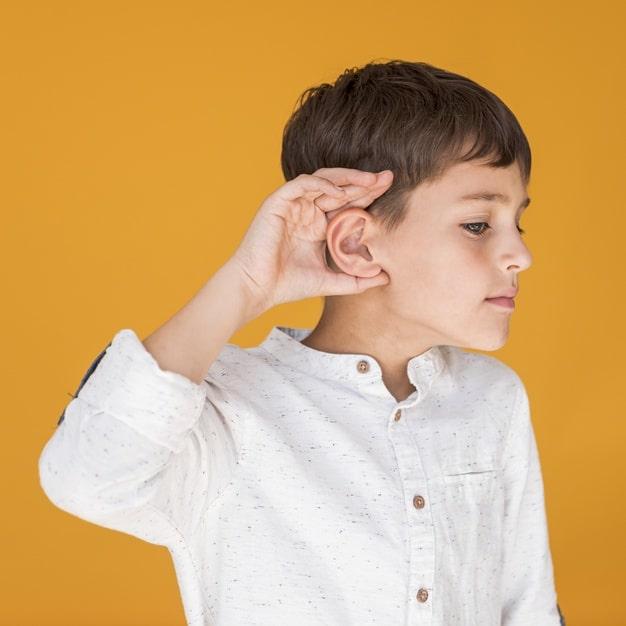 Posibles sintomas de una disfunción auditiva
