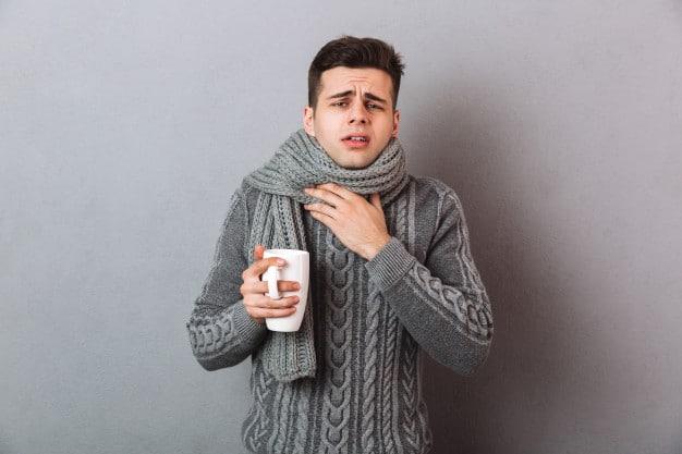 sintomas comunes de la faringitis