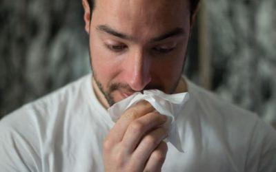 ¿Por qué se produce la secreción nasal cuando tenemos un resfriado?