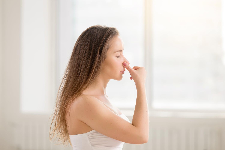 Complicaciones de un Pólipo Nasal